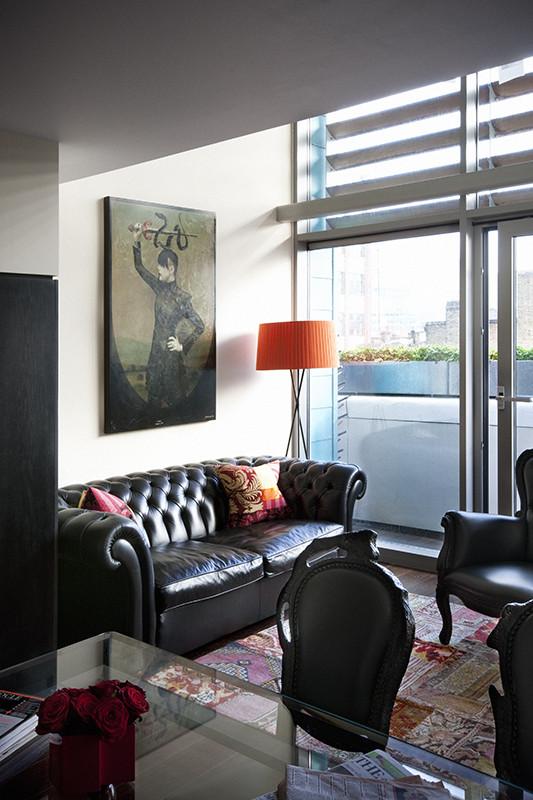 Изображение 6. Design Hotels: Boundary, Лондон.. Изображение № 5.