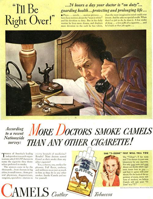 Винтажная реклама табака. Изображение № 18.