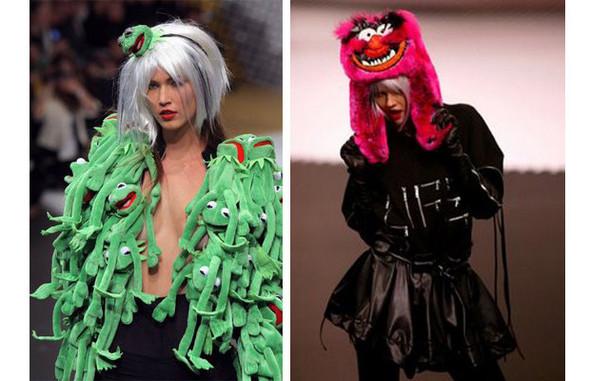 История Muppets в мире моды. Изображение № 7.