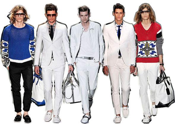 Изображение 2. Летняя мужская обувь: мокасины, лоферы, топ-сайдеры.. Изображение № 2.