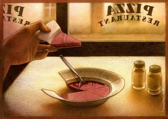 Изображение 14. Карикатурист Pawel Kuczynski.. Изображение № 14.