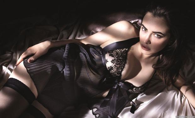 Лукбук осенне-зимней кампании бренда нижнего белья Myla. Изображение № 1.