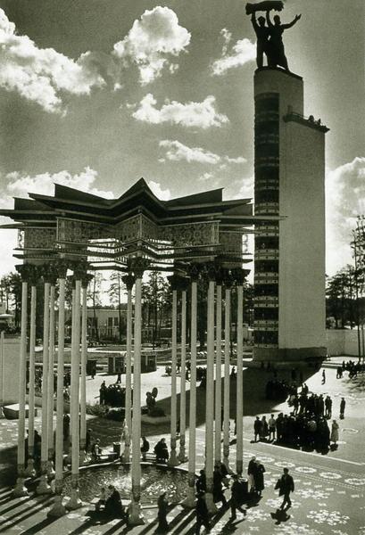ВСХВ 1939 г.. Изображение № 49.
