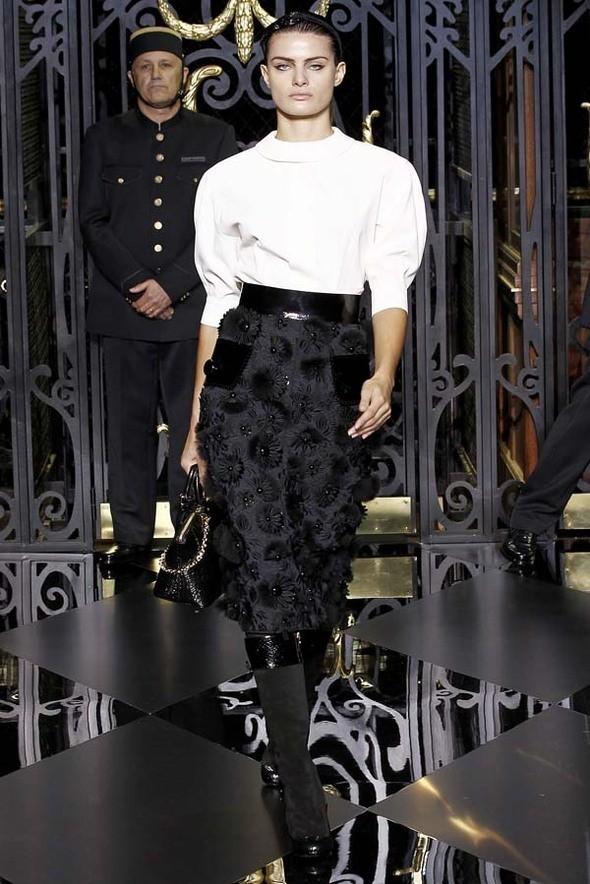 Изображение 38. Louis Vuitton Fall 2011.. Изображение № 38.