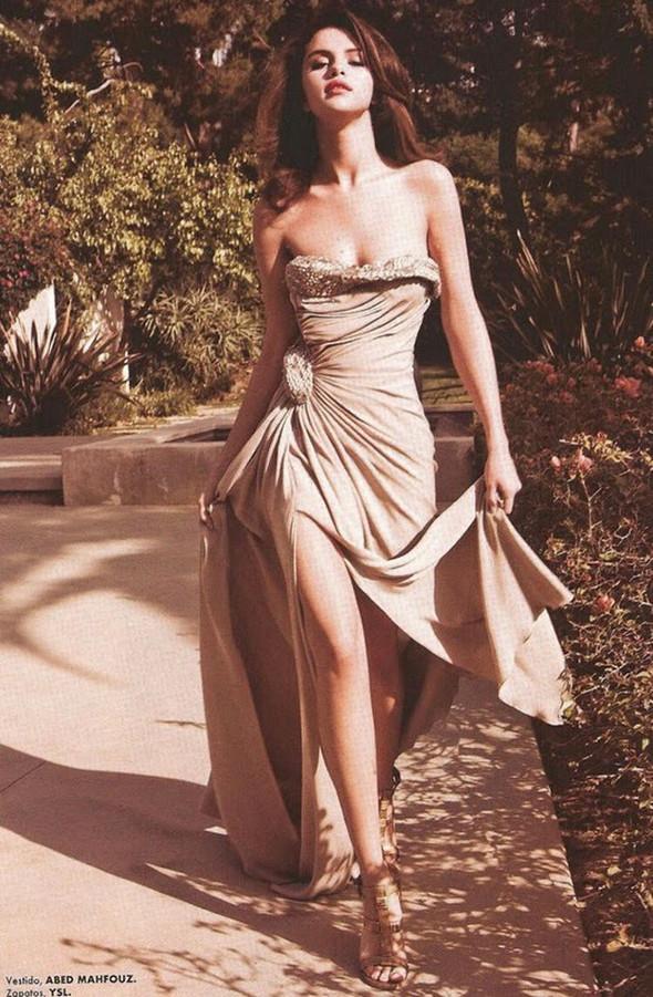 Съемка: Селена Гомес для Elle Mexico. Изображение № 3.