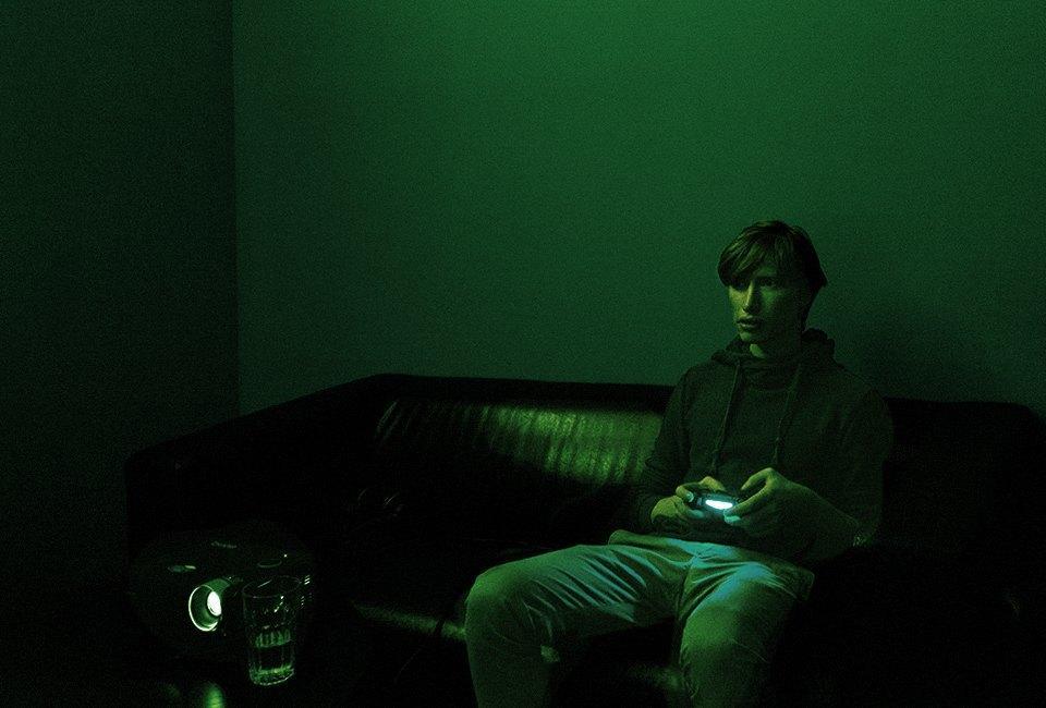 «Представь, что ты большой желтый круг!»:  Пятеро человек играют в Alien: Isolation. Изображение № 10.