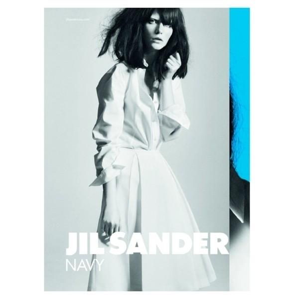 Рекламные кампании: Bershka, H&M, Jil Sander Navy и другие. Изображение № 39.