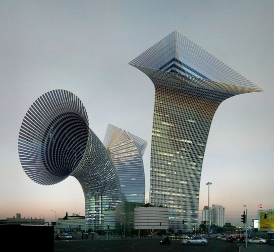 Сюрреалистичная 3D-архитектура. Изображение № 10.