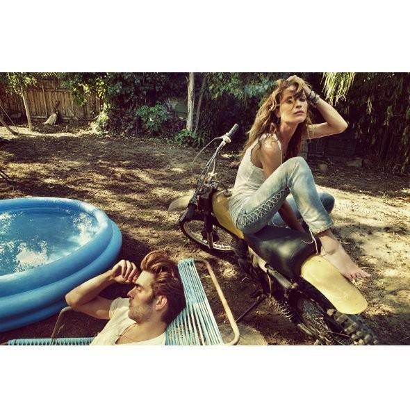 Изображение 40. Рекламные кампании: H&M, Mango и другие.. Изображение № 35.
