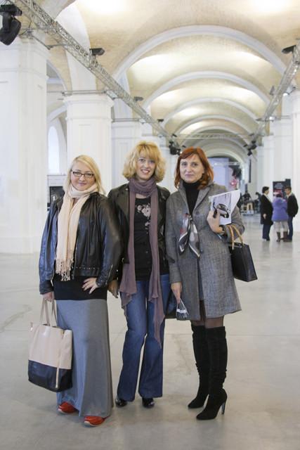 Фотоотчет о семинаре Лидевью Эделькорт в Киеве. Изображение № 30.