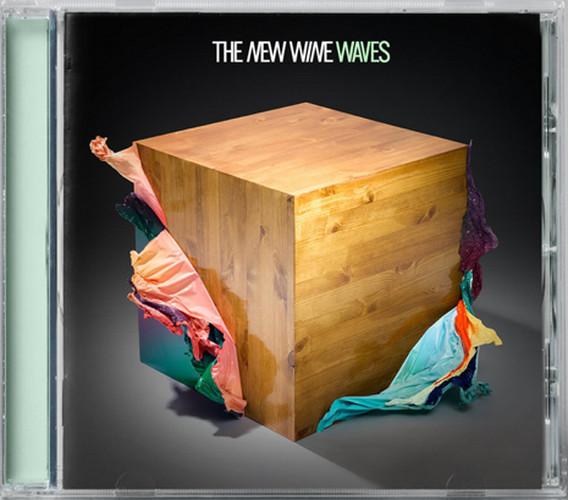 Если взять деревянный куб, пвх и фен, получится обложка для диска. Изображение № 5.