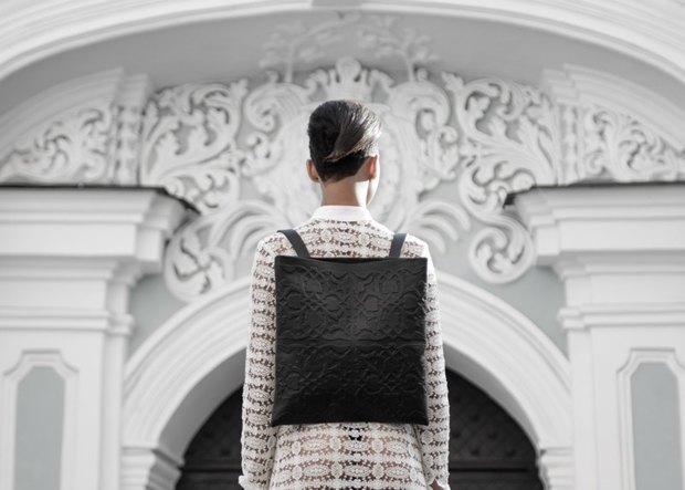 Дизайнер из Украины создал «архитектурные» рюкзаки. Изображение № 10.