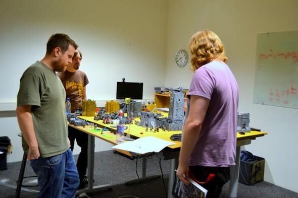 Студия CCP в Рейкьявике, где делают онлайн-игру EVE. Изображение № 11.