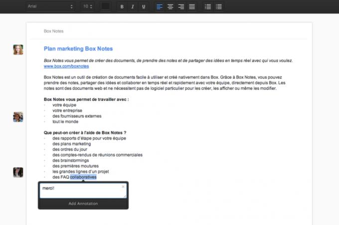 Box анонсировал будущего конкурента Google Docs. Изображение № 2.