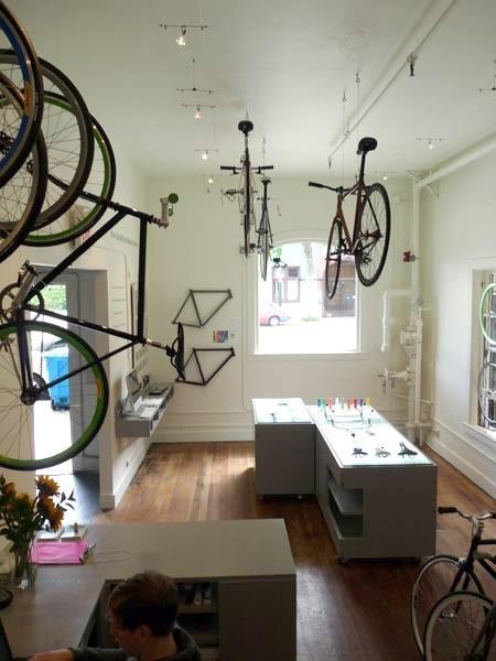 Офис Mission Bicycle Store. Изображение № 2.