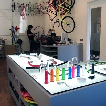 Офис Mission Bicycle Store. Изображение № 1.