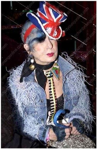 Анна Пьяджи. Модный гардероб. Изображение № 59.