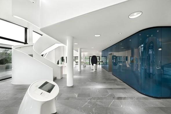 Технологический центр медицинской науки - Берлин. Изображение № 17.
