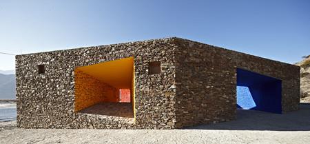 А-ля натюрель: материалы в интерьере и архитектуре. Изображение № 20.