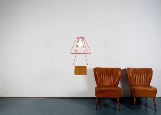 Изображение 5. Вещь: Лампа для чтения книг от Groupa Studio.. Изображение № 5.