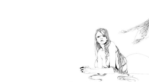 Katsuta Mako – черно-белая грация. Изображение № 11.