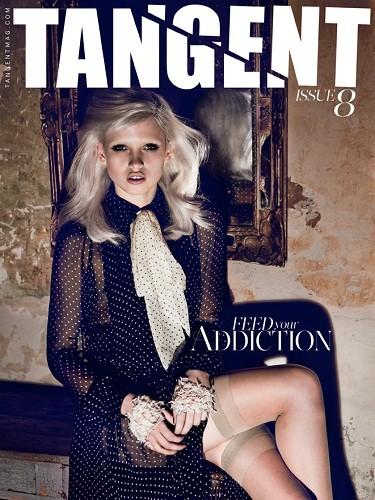 23 обложки с вещами из коллекции Gucci FW 2011. Изображение № 21.