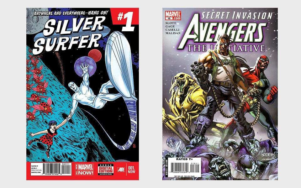 Как читать супергеройские комиксы: Руководство для начинающих. Изображение № 41.
