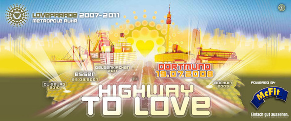 LOVEPARADE: high way to love. Изображение № 1.