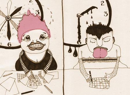 Милые уродцы виллюстрациях Sandra Juto. Изображение № 18.