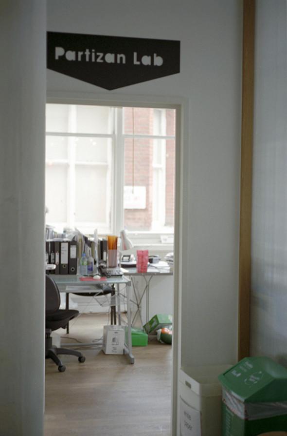 Офис продакшн компании Partizan, Лондон. Изображение № 4.