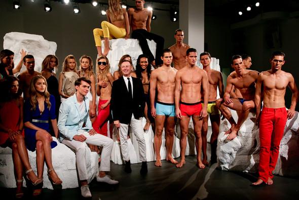 Calvin Klein S/S 12 Presentation. Изображение № 14.