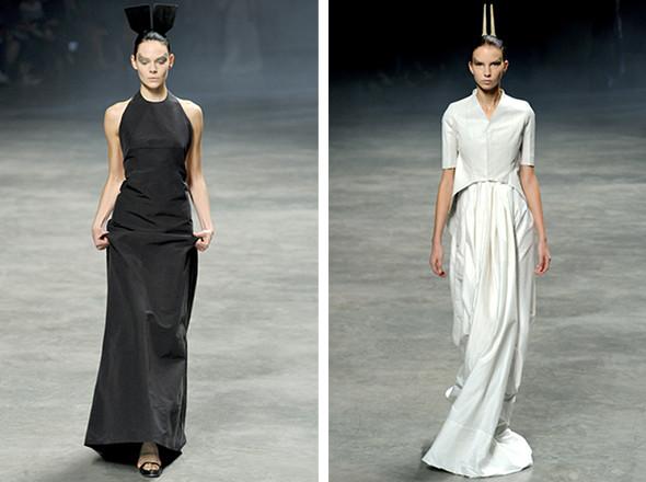 Неделя моды в Париже: день третий. Изображение № 8.