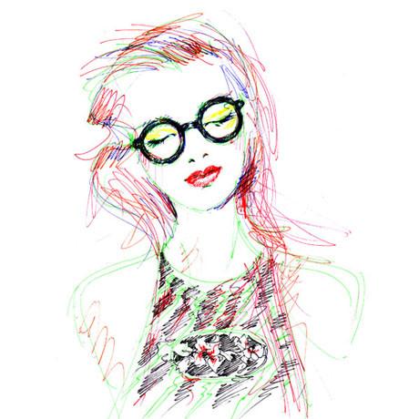 Иллюстрации Antoinette-Fleur. Изображение № 11.