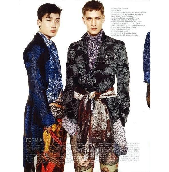 Изображение 10. Мужские съемки: GQ, Vogue Hommes и другие.. Изображение № 13.