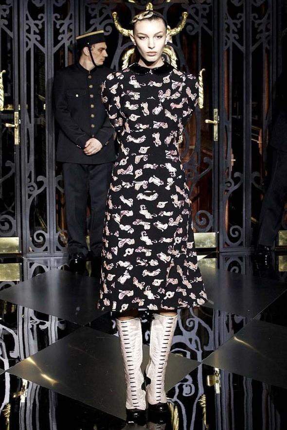 Изображение 22. Louis Vuitton Fall 2011.. Изображение № 22.