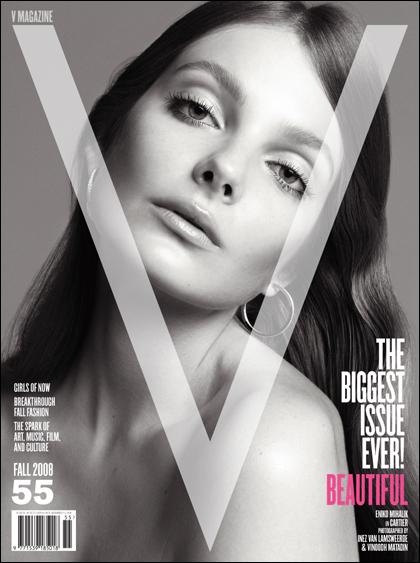 14 вариантов. 1 обложка. Vmagazine. Изображение № 14.