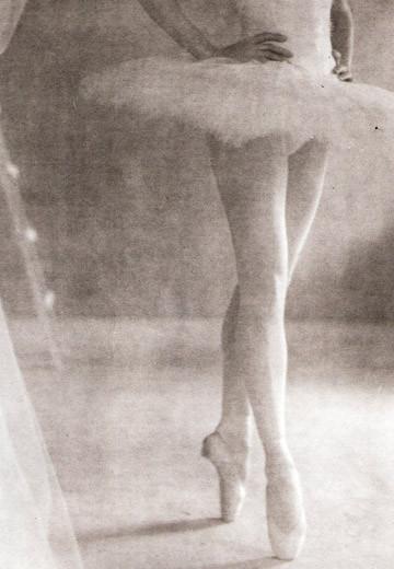 Балет в технике лит-печати или как мой друг печатает ночами фотографии. Изображение № 7.