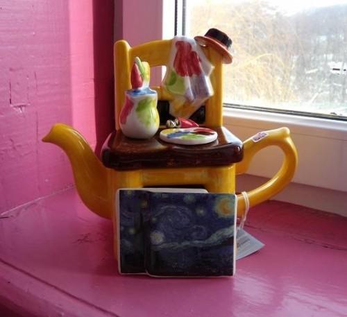Необычные заварочные чайники. Изображение № 4.