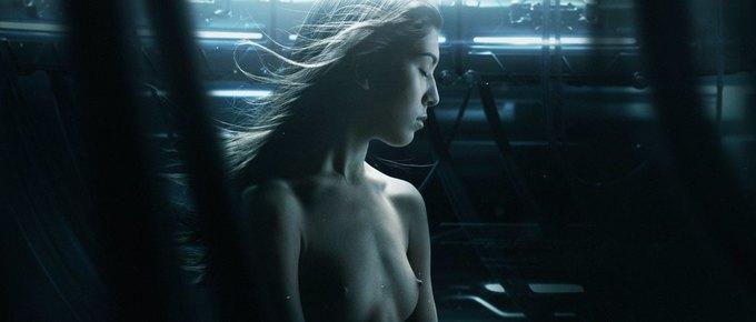 CG-художники создали фоторемейк опенинга «Призрака в доспехах». Изображение № 35.