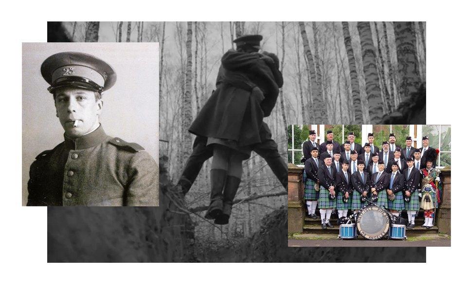 Шотландия, «Иваново детство» Андрея Тарковского, милитари. Изображение № 4.