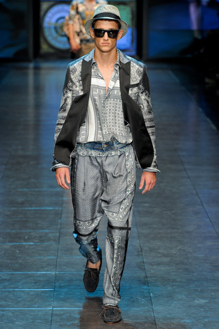 Изображение 11. Мужская неделя моды в Милане: мнения.. Изображение № 17.