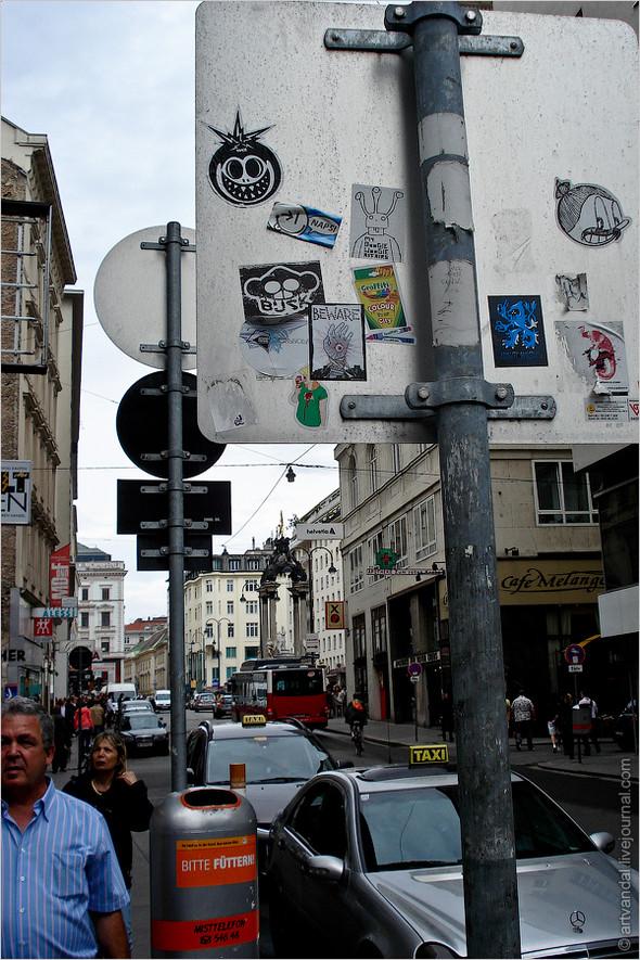 Стрит-арт из Вены. Изображение № 2.