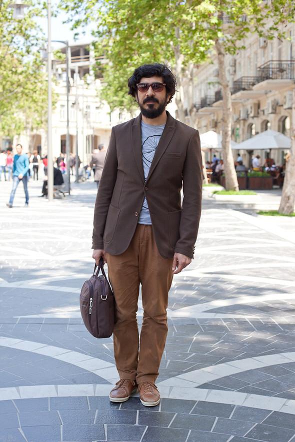 Baku Street Fashion | Spring 2012. Изображение № 2.
