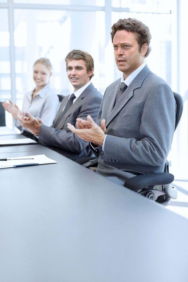 """«Дэн Транкмэн и Майк Блинчик восхищены успешной бизнес-программой в """"Между делом""""» . Изображение № 1."""