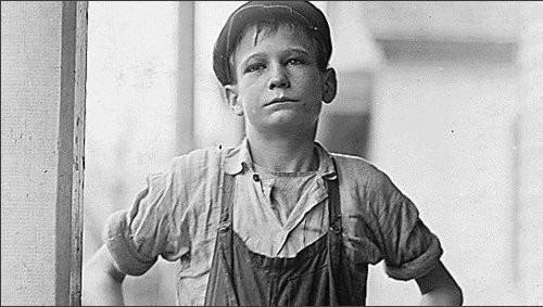 Эксплуатации детского труда в Америке (1910 год).И эмигранты США. Изображение № 22.