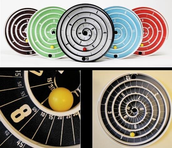 Aspiral Clocks: время по спирали. Изображение № 2.