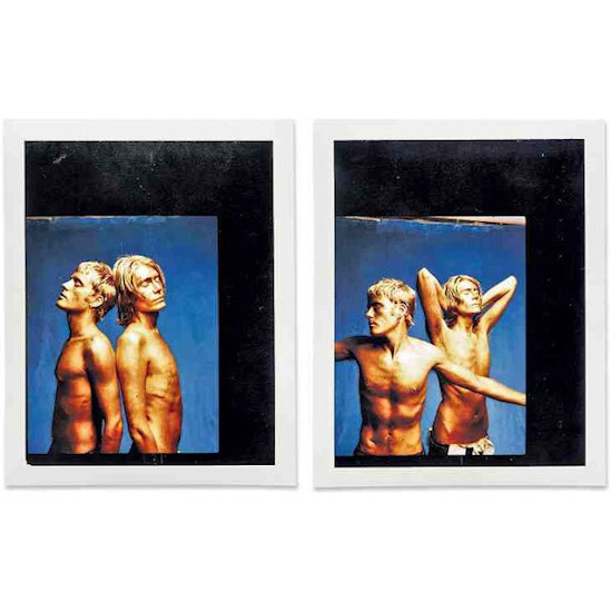 20 фотоальбомов со снимками «Полароид». Изображение №41.