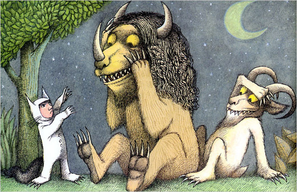 Там, гдеживут чудовища. Изображение № 2.