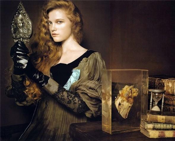 """Renaissance"" with Vlada Roslyakova byPierlugi Maco. Изображение № 2."