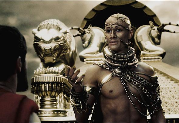 Запустился приквел «300 спартанцев». Изображение № 1.